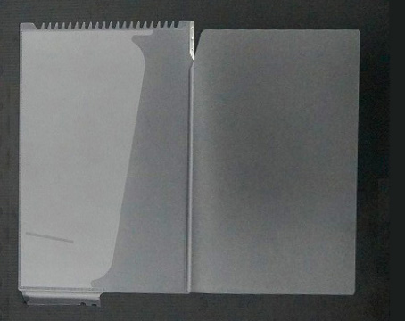 書類検索機グッドラック用フォルダMF001
