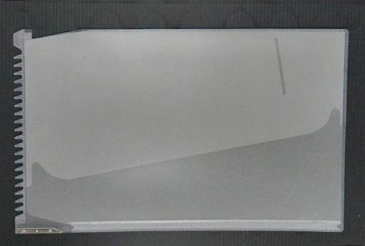 書類検索機グッドラック用フォルダMS001