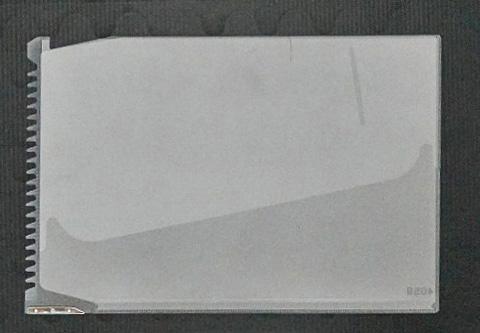 書類検索機グッドラック用フォルダMS101
